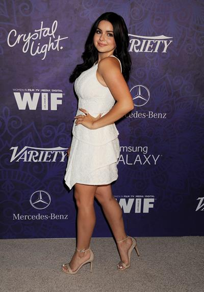 Ariel Winter Variety and Women in Film Emmy Nominee Celebration, LA August 23, 2014