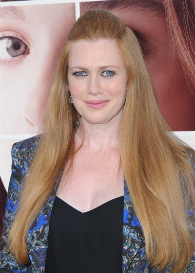 Mireille Enos If I Stay Los Angeles premiere August 20, 2014