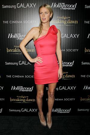 Nicky Hilton Screening of 'The Twilight Saga:Breaking Dawn Part 2' Landmark Sunshine Cinema in New York 15.11.12