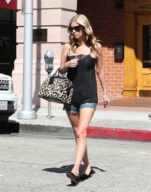 Nicky Hilton runs errands in Beverly Hills October 2, 2012