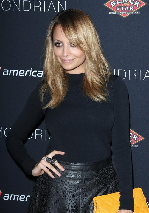 Nicole Richie - 5th Annual Sunset Strip Music Festival's VIP Party in LA 17.08.12