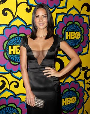 Olivia Munn - HBO Emmys after party West Hollywood Sept 23, 2012