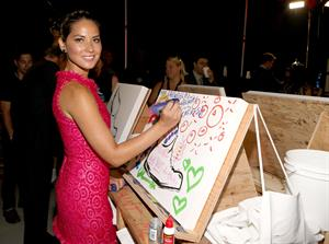 Olivia Munn - Do Something Awards in Santa Monica - August 19, 2012