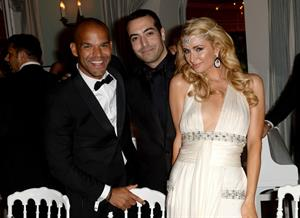 Paris Hilton  Cocktail Reception at the Grisogono Party during the 66th Cannes Film Festival May 21-2013