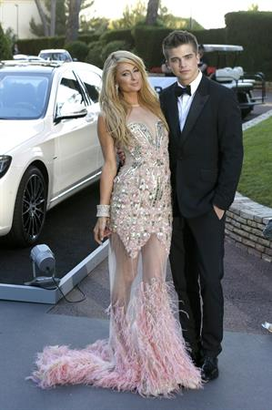 Paris Hilton amfAR's 20th Annual Cinema Against AIDS during 66th Annual Cannes Film Festival 23.05.13