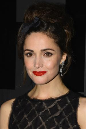 Rose Byrne Chanel Fine Jewelry's 80th anniversary of the 'BijouDe Diamants' Collection by Gabrielle Chanel