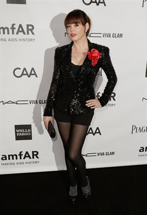 Rose McGowan 30 amfAR 3rd Annual Inspiration Gala in LA 11.10.1