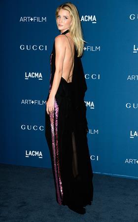Rosie Huntington-Whiteley LACMA 2013 Art Film Gala in LA,November 2, 2013