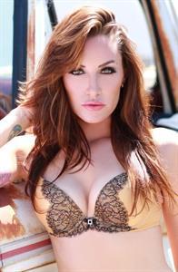 Krista Dawn in lingerie