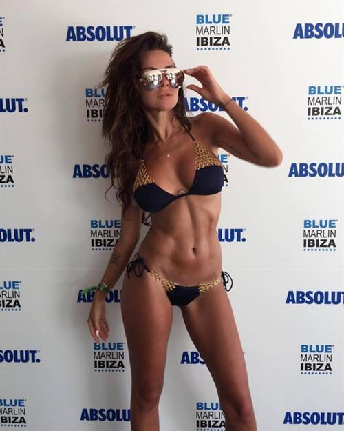Natalia Siwiec in a bikini