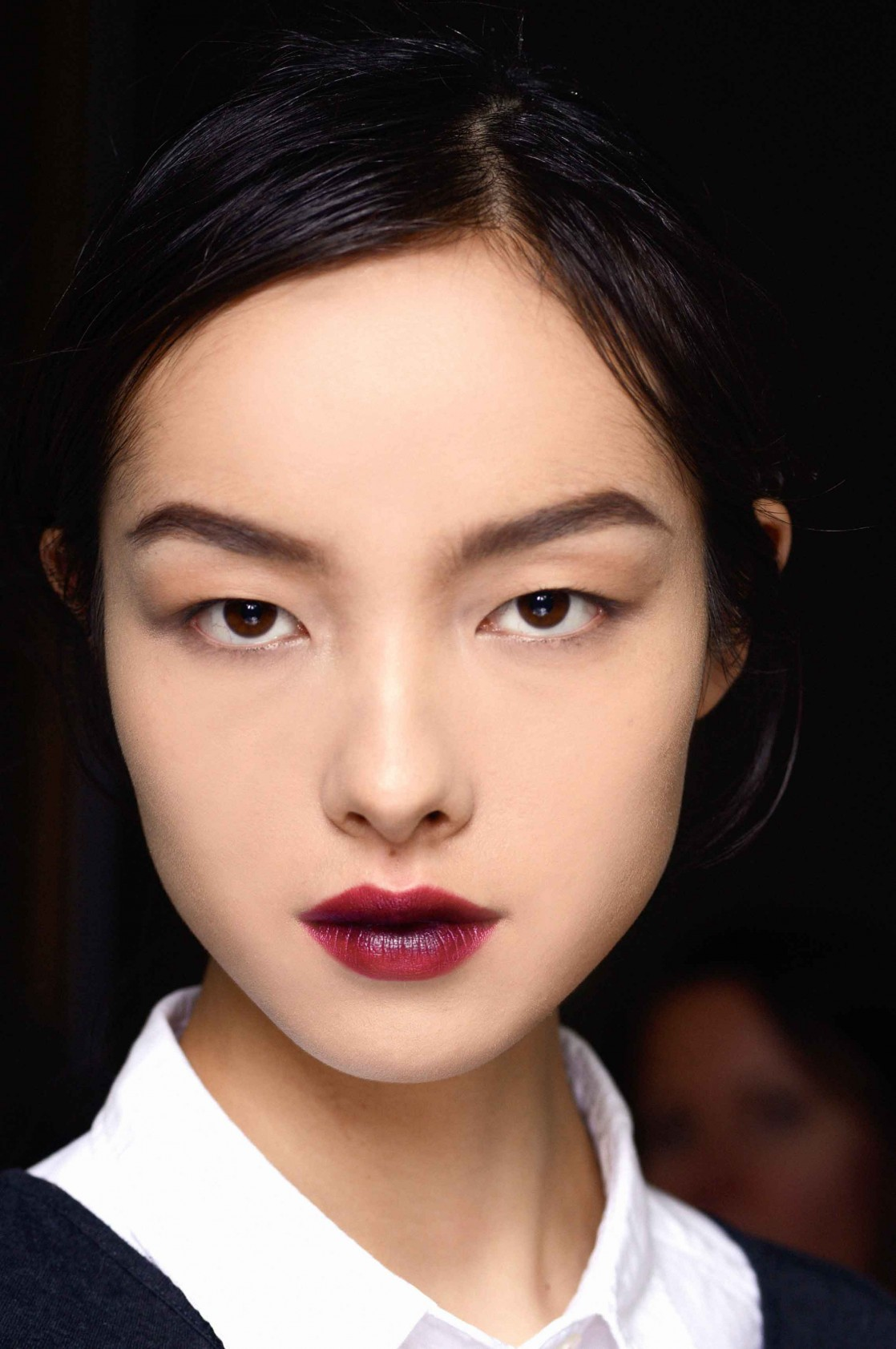 Как сделать из азиатского европейский разрез глаз макияж