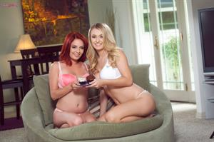 Made These For You.. featuring Ashlee Graham, Natalia Starr   Twistys.com