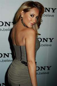 Adrienne Bailon Sony event October 12, 2010