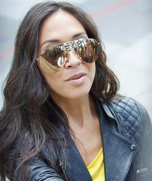 Myleene Klass - London Studios - September 10, 2012