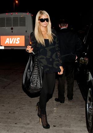 Paris Hilton - LAX, June 3, 2012