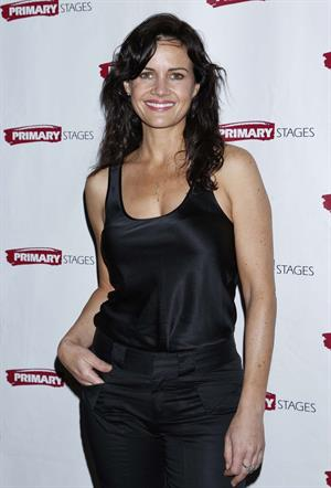 Carla Gugino Poor Behavior opening night after party August 17, 2014