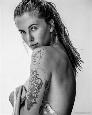 Ireland Baldwin Goes Topless!