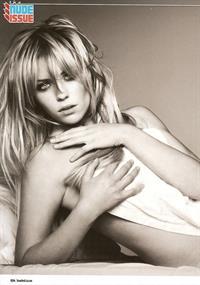Abigail Clancy Loaded Magazine June 2010