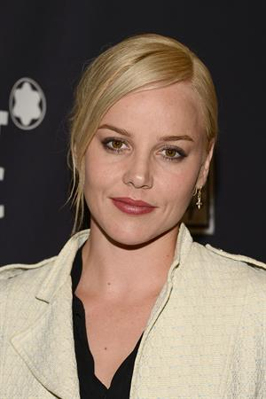 Abbie Cornish Montblanc Presents The 4th Annual Production Of The 24 Hour Plays, 20 Jun 2014