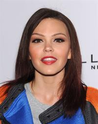 Aimee Teegarden at Marie Claire's Fresh Faces Party, April 8, 2014