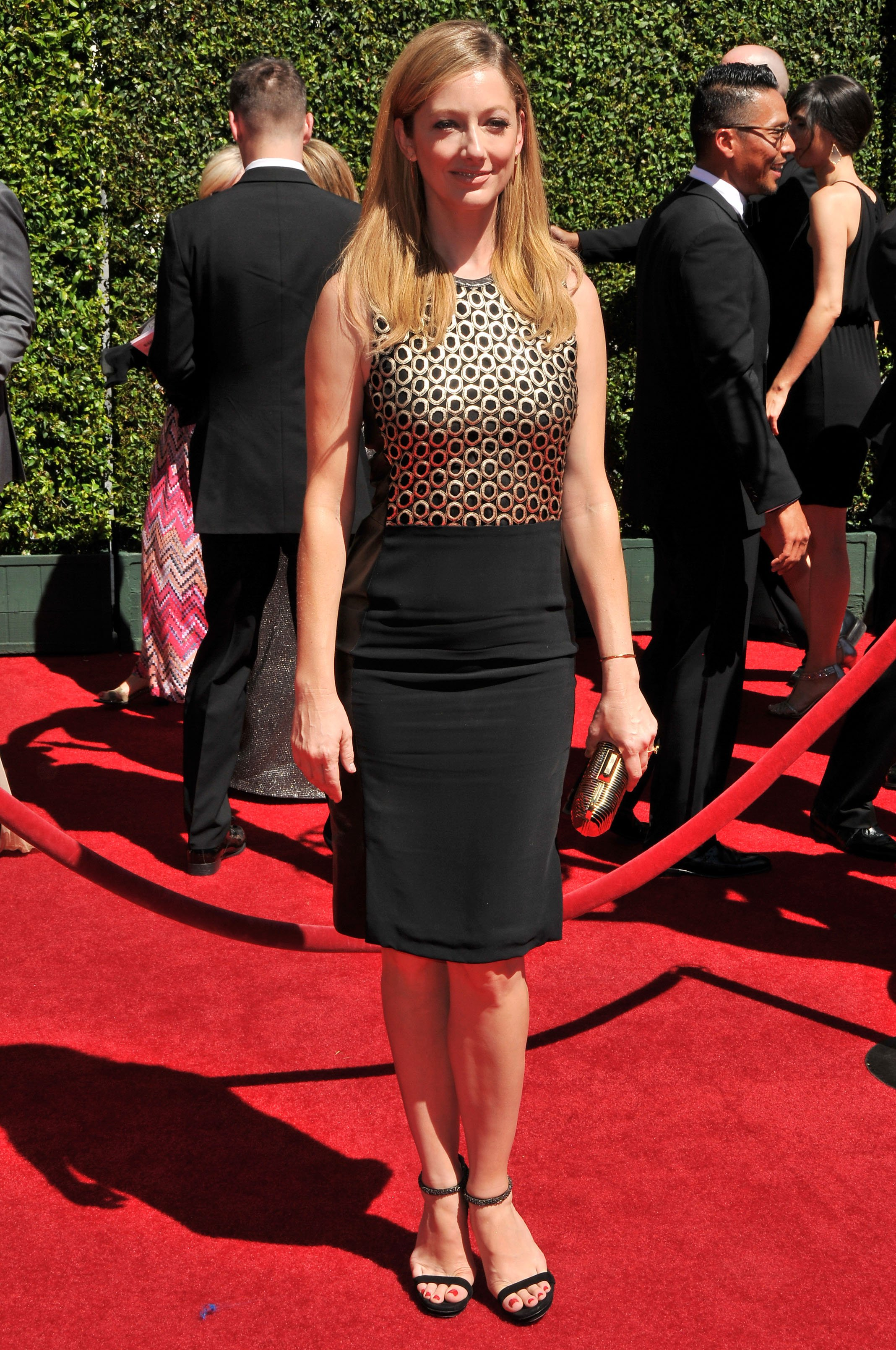 Judy Greer 2014 Creative Arts Emmy Awards, Los Angeles August 16, 2014
