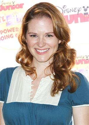Sarah Drew Pirate And Princess: Power Of Doing Good Tour in Pasadena August 16, 2014