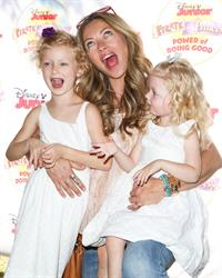 Rebecca Gayheart Pirate And Princess: Power Of Doing Good Tour in Pasadena August 16, 2014
