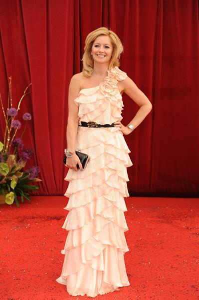 Alexandra Fletcher at the British Soap Awards on May 14, 2011