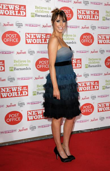 Alex Jones Children's Champions Awards March 30, 2011