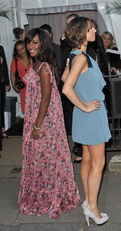 Alex Jones Glamour Women of the Year Awards June 7, 2011