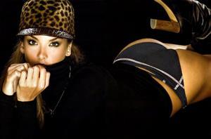 Alessandra Ambrosio Genlux Magazine shoot