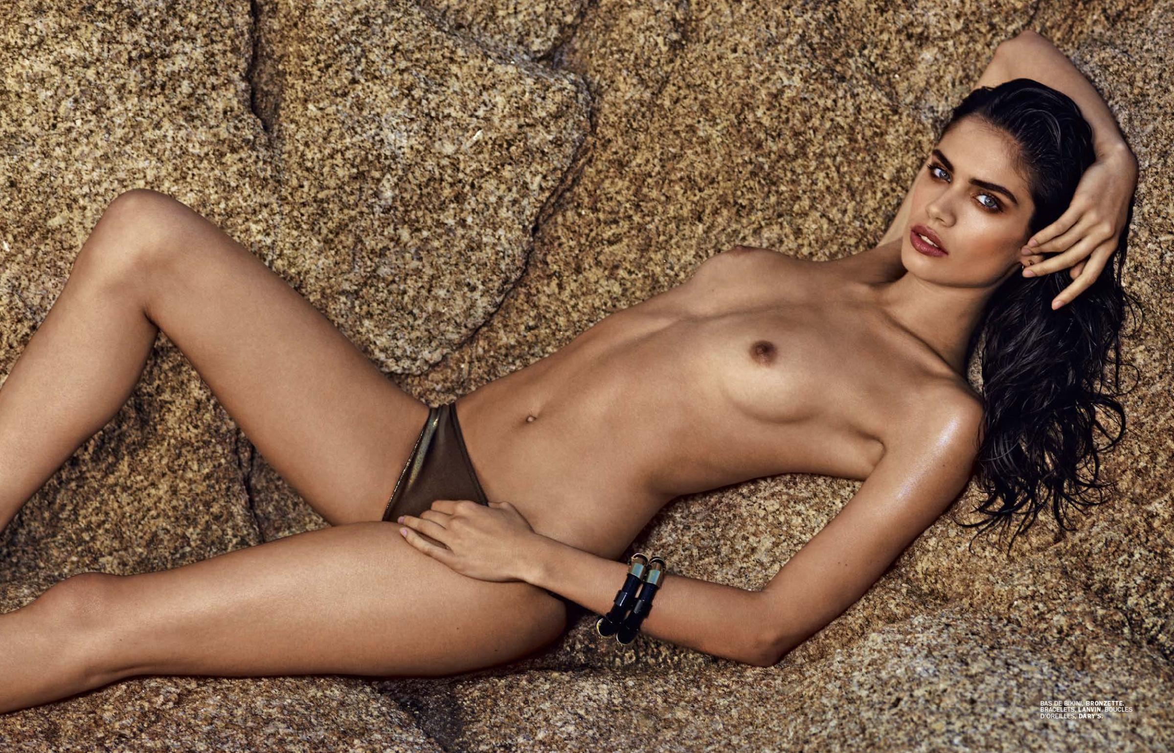 underwear Porno Sara Sampaio naked photo 2017