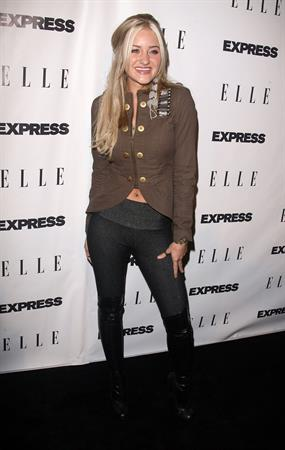 Amanda Michalka Elle and Express 25 at 25 event at Palihouse Holloway on October 7, 2010