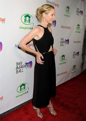 Anne Heche at The Imagine Ball August 6, 2014