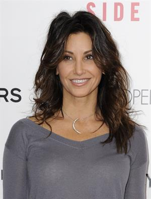 Gina Gershon 'Side Effects' premiere in New York 1/31/13