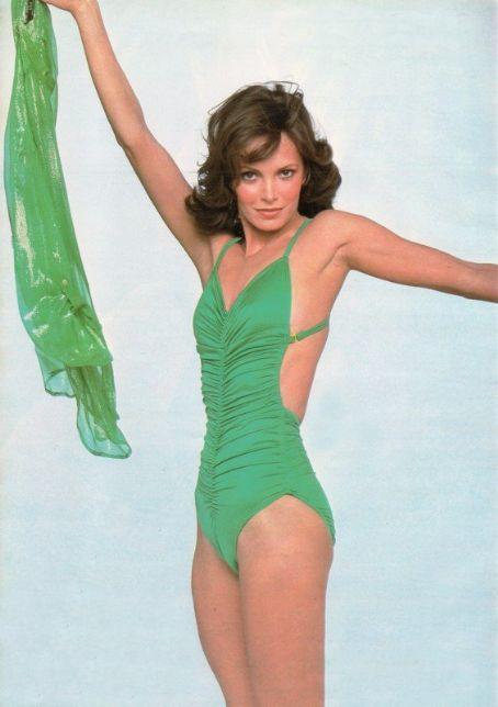 Jaclyn Smith in a bikini