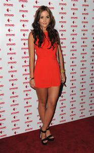 Jacqueline Jossa  Dynamo: Magician Impossible  Series 3 launch in London on July 9, 2013