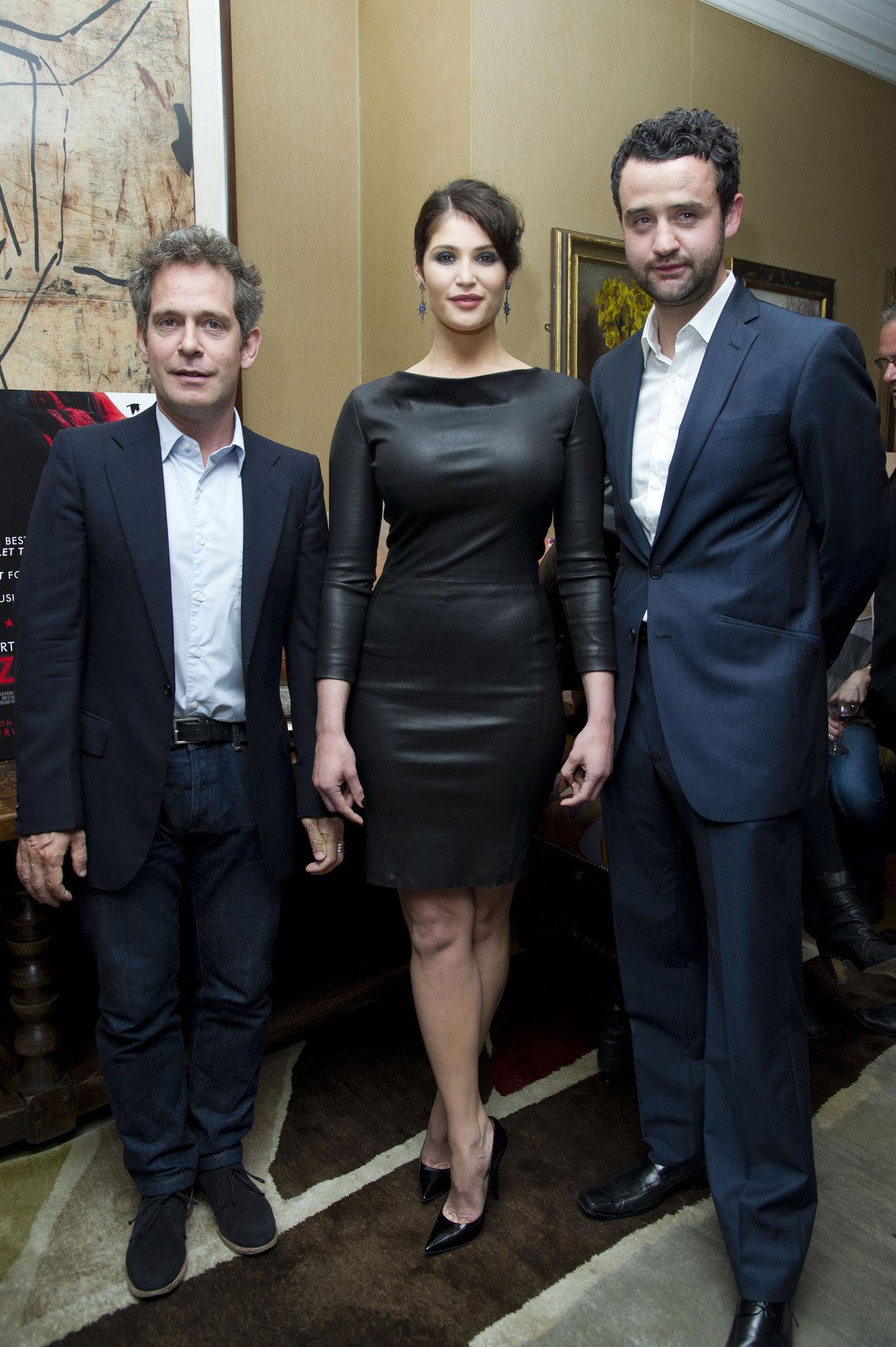 Gemma Arterton 'Byzantium' London Screening, 28 May 2013