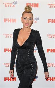 Gemma Merna FHM 100 Seiest Women In The World 2013 Party in London, May 1, 2013