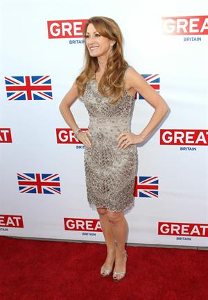 Jane Seymour GREAT British Film Reception at British Consul General's Residence in Los Angeles - February 22, 2013