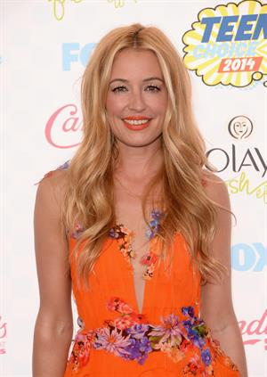Cat Deeley attending the 2014 Teen Choice Awards, Los Angeles August 10, 2014