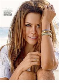 Brooke Burke-Charvet Shape Magazine September 2014
