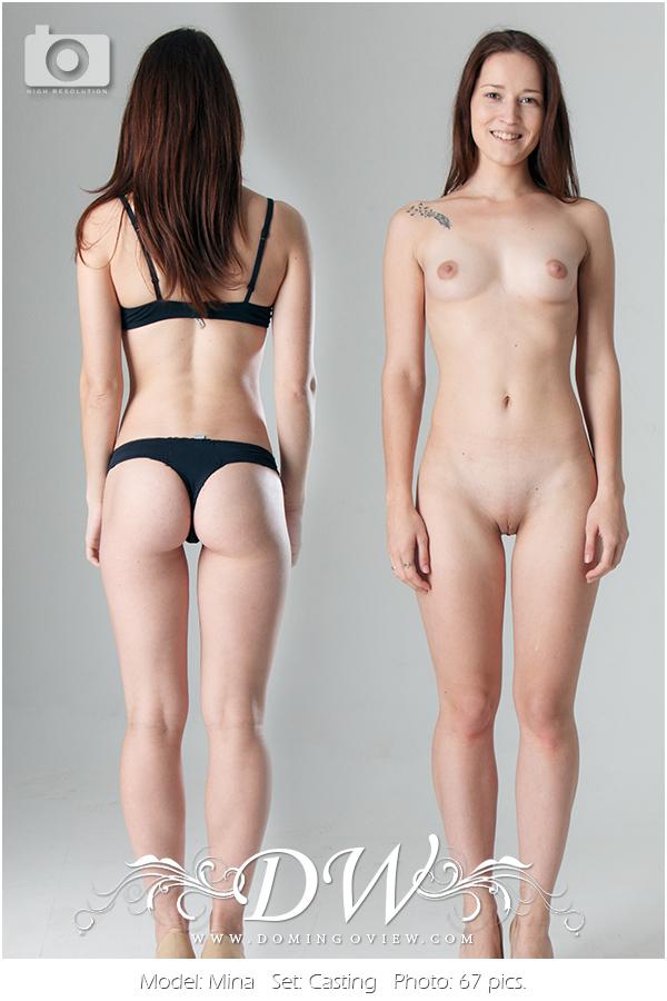Mina nude pics