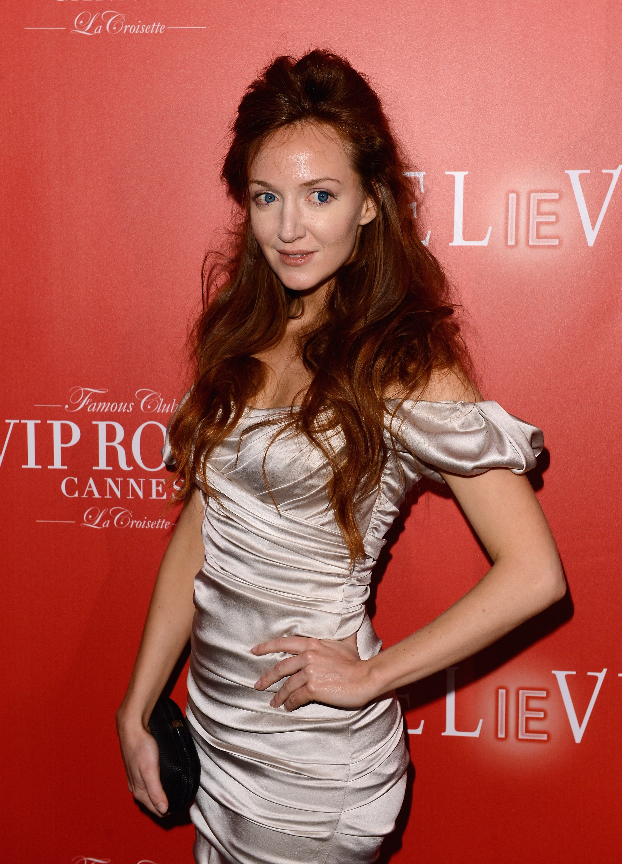 Olivia Grant at The BELVEDERE RED Party, May 18, 2012 in Cannes, France