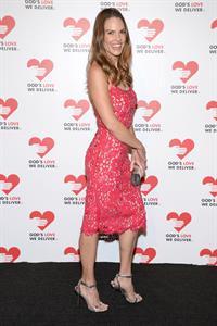 Hilary Swank Golden Heart Awards Celebration in New York, Oct. 16, 2013