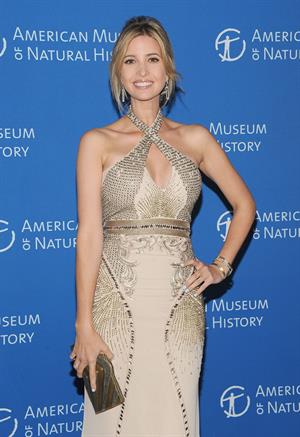 Ivanka Trump at the American Museum Of Natural History Museum Dance in New York, Apr. 18, 2013