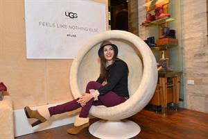 Victoria Justice UGG Australia Launch 'Feels Like Nothing Else' - New York - November 7, 2013