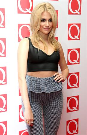 Pixie Lott – 2013 The Q Awards in London 10/21/13