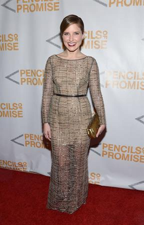 Sophia Bush 3rd Annual Pencils of Promise Gala - New York - October 24, 2013