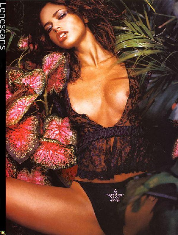 Adriana Lima - breasts